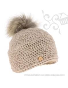 Bonnet beige ICE 8512 Herman 1874 - Z'heros concept Biarritz - acheter bonnet basque