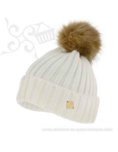 Bonnet blanc ICE 8518 Herman 1874 - Z'heros concept Biarritz - acheter bonnet basque