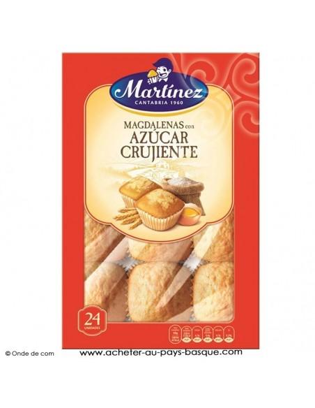 Madeleine espagnole