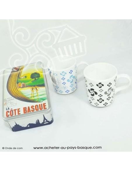 scene Boite gateau basque - epicerie traditionnelle cote basque - livraison courses domicile
