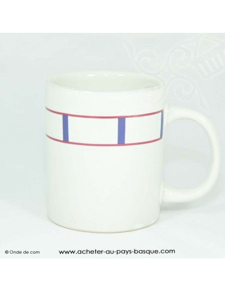 Mug traditionnel Basque