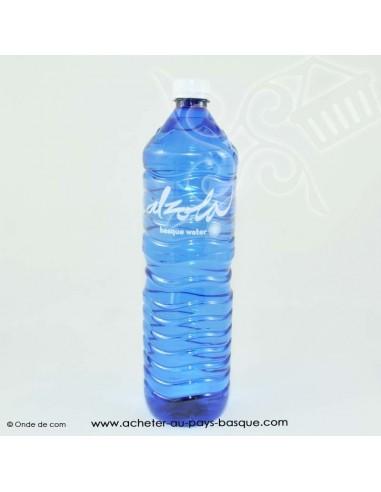 Eau minerale basque Alzola - eau naturelle basque espagnole - livraison course à domicile