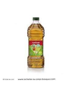 Huile d'olive Carbonell 2 litres - espagnole cuisine conserve basque - livraison course bayonne anglet biarritz