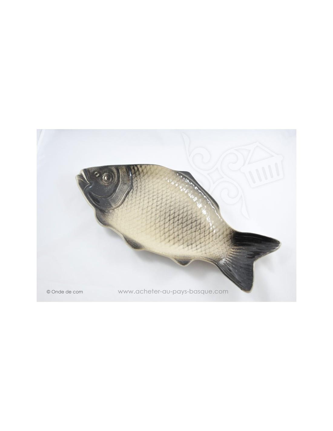 Plats service poissons c ramique for Poisson a acheter