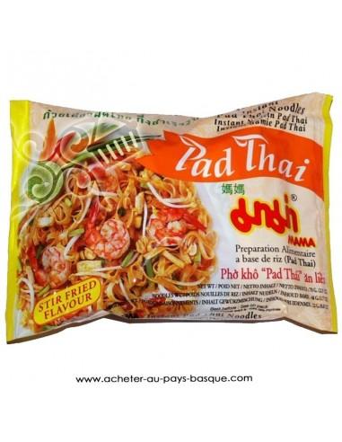 Nouille chinoise Pad Thaï crevette - produit asiatique - livraison a domicile BAB