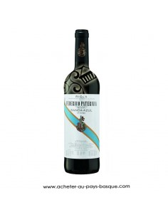 Vin Rioja banda azul - vin basque espagnol - produit epicerie espagnole - livraison course à domicile
