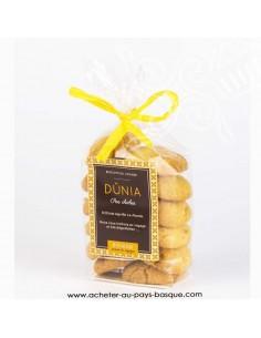 Biscuit Dunia pois chiche - bidaian bayonne - produit oriental - épicerie saveurs du monde - conserve livraison