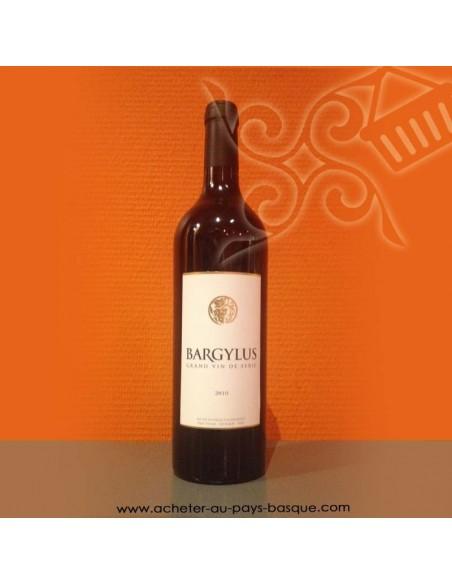 Vin rouge de Syrie Bargylus 2012