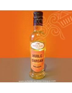 Huile d'Argan vierge Thiercelin - bidaian bayonne - produits oriental - épicerie saveurs du monde - conserve livraison
