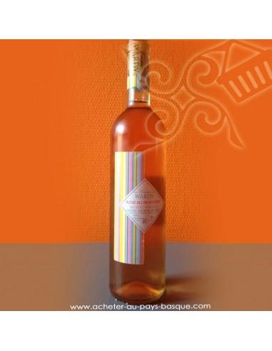 Vin rosé Liban Domaine Wardy - bidaian bayonne - produit oriental - épicerie saveurs du monde - conserve livraison