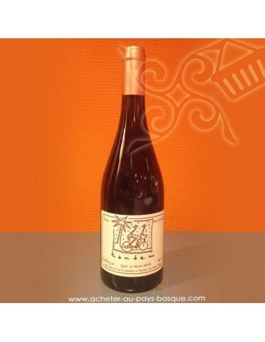 Vin rouge Maroc tandem - bidaian bayonne - produit oriental - épicerie saveurs du monde - conserve livraison