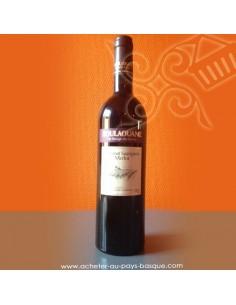 Vin rouge Boulaouane Maroc - bidaian bayonne - produit oriental - épicerie saveurs du monde - conserve livraison