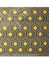 Optimo thevenon jaune - Tissus Ameublement - Docks de la Negresse mercerie Biarritz