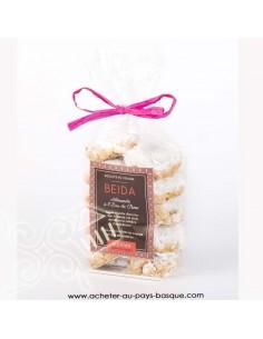 Biscuit eau de rose - bidaian bayonne - produits marocains - épicerie saveurs du monde - conserve livraison