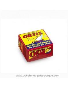 Bonite Ortiz boite huile olive - epicerie espagnole - cuisine conserve basque - livraison course à domicile bayonne