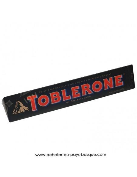 Tablette Toblerone chocolat suisse noir 360g