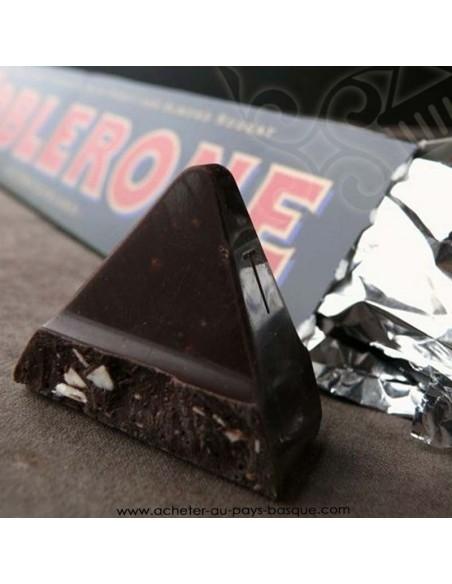 Toblerone chocolat suisse noir - epicerie sucré confiserie - livraison course à domicile bayonne biarritz anglet