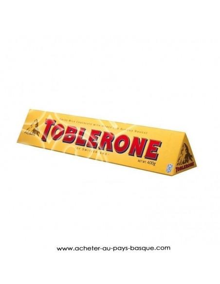 Tablette Toblerone chocolat au lait suisse - epicerie sucré confiserie - livraison course à domicile bayonne biarritz anglet