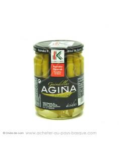 Guindillas piments du Pays Basque AGINA - Eusko label-produit espagnol - epicerie