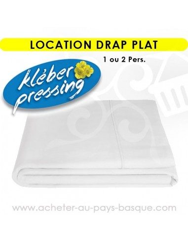 location drap plat 1 et 2 personnes pressing kleber biarritz. Black Bedroom Furniture Sets. Home Design Ideas