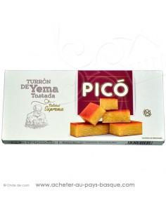 Turron de Yema - Pico touron - epicerie confiserie espagnole - livraison produit espagnol