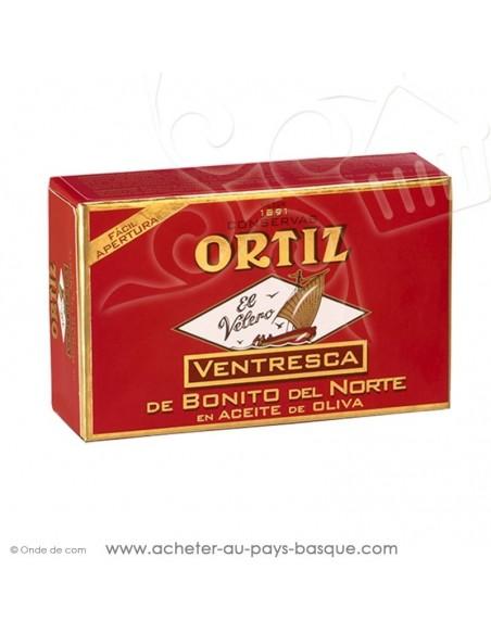 Ventrèche de Bonito del norte - Ortiz