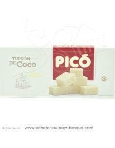 Turron Noix de coco touron - epicerie confiserie espagnole - livraison produit espagnol