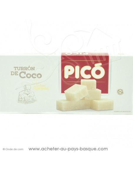 Turron Noix de coco - Pico