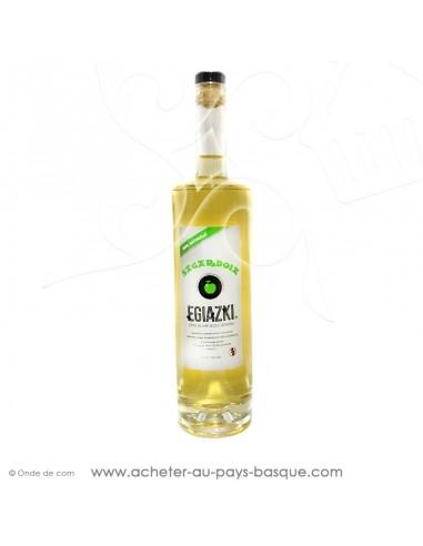 acheter sagardoia liqueur de pomme verte apéritif digestif, pendant le fromage vente en ligne