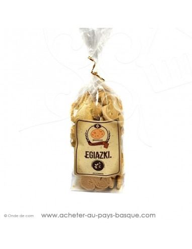 Acheter Biscuits croix basque au Patxaran EGIAZKI - vente en ligne