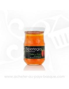 Gelée de piment d'Espelette - Bipertegia producteur Basque - Espelette en vente