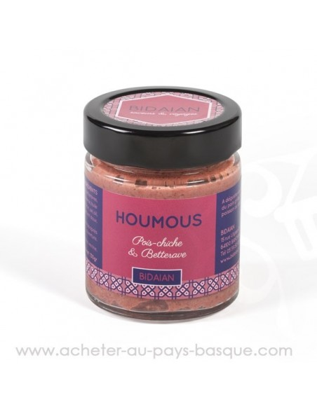 Houmous betterave