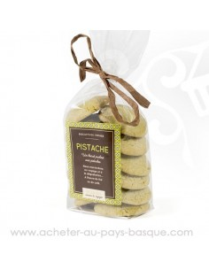 Acheter Biscuits marocains croquant pistache bidaian bayonne patisserie marocaine épicerie saveurs du monde vente en ligne