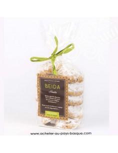 Achetez et offrez ce coffret cadeau La totale  Bidaian : Biscuits, Houmous, tajine - épicerie saveurs du monde oriental