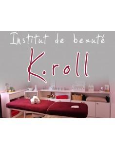 Massage fête des mères - bon cadeau - Kroll Institut de Beauté Biarritz