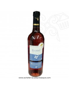 Vin Irouléguy Elorri 2017 rosé