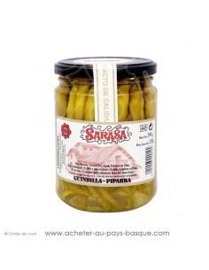 Guindillas piments du Pays Basque piparra produit espagnol - epicerie