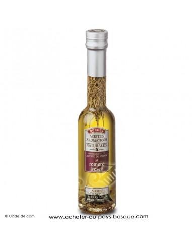Huile d'olive romarin Borges 200 ml - espagnole cuisine - livraison course bayonne anglet biarritz