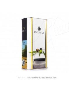 Huile D'olive espagnole La Chinata Vierge Extra 5 Litres - cuisine conserve basque - produits espagnols