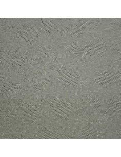 Brocart gris argent - Tissus Habillement - Tissus des Docks de la Negresse - Biarritz