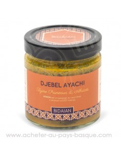 Le tajine pruneaux abricots Ayachi : Conserve orientale artisanale recette traditionnelle produits frais Bidaian