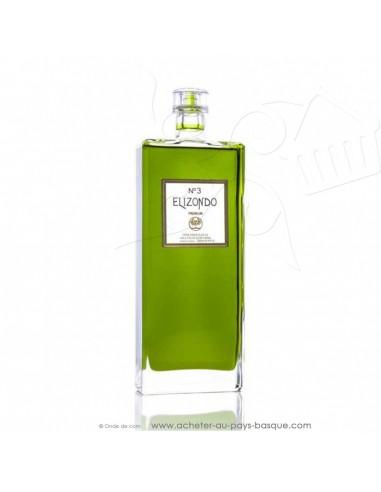 Huile d'olive espagnole picual extra vierge Elizondo N3 premium - 500ml - conserve basque cuisine - epicerie fine