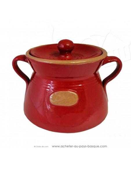 Le puchero de Jean de la Terre céramique - plat céramique - cuisson de vos plats d'hiver présentation originale