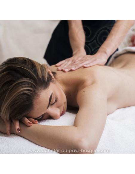 Massage Noel - bon cadeau - Kroll Institut de Beauté Biarritz
