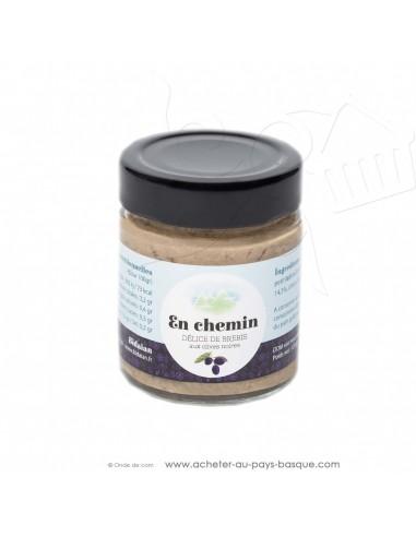 Délice brebis olives noires En Chemin - bidaian bayonne - plat cuisiné oriental - produits marocains - épicerie du monde