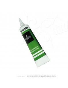 Tube 140g colle blanche Nicolas spéciale passementerie - HOULÈS - réfection siège - Couture mercerie tissu Biarritz