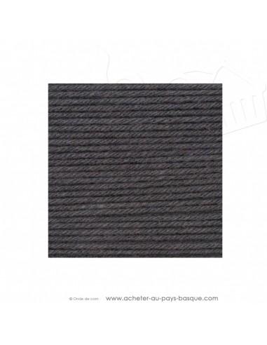 Pelote de laine à tricoter RICO BABY CLASSIC DK anthracite 032 - Rico Design - fil tricot layette bébé -  laine Biarritz