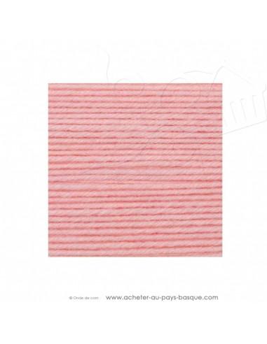 Pelote de laine à tricoter RICO BABY CLASSIC DK gris rose 039 - Rico Design - fil tricot layette bébé -  laine Biarritz