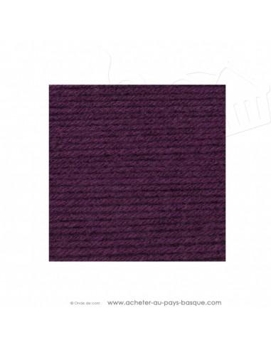 Pelote de laine à tricoter RICO BABY CLASSIC DK violatre 016 - Rico Design - fil tricot layette bébé -  laine Biarritz