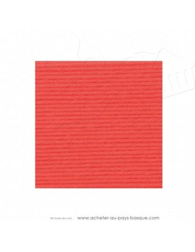 Pelote de laine à tricoter RICO BABY CLASSIC DK corail 034 - Rico Design - fil tricot layette bébé -  laine Biarritz
